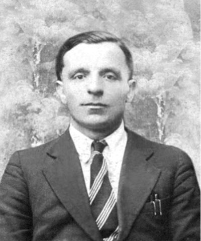 ВОЛЫНСКИЙ АПОСТОЛ - ЛУКАШ СТОЛЯРЧУК/ 1920 годы, УКРАИНА Aposto10