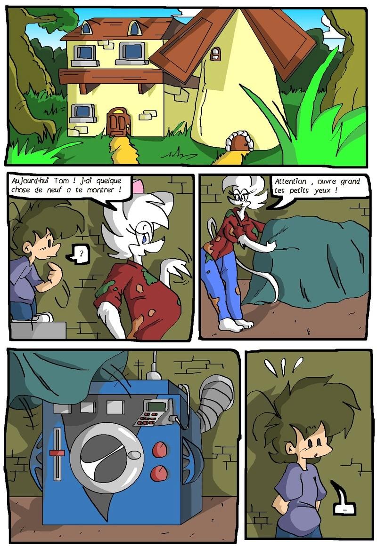 Petit Me - Probleme de Blanchisserie ( Scénario de Percolator , Dessin de TRJ ) Page_011