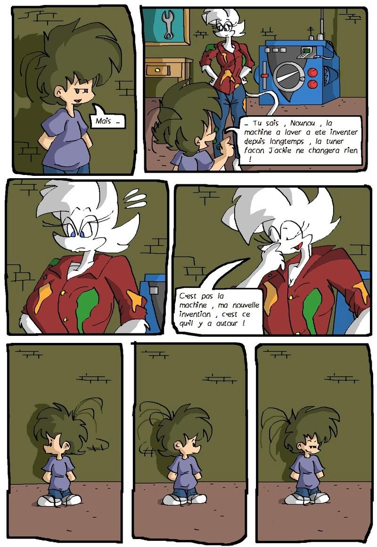 Petit Me - Probleme de Blanchisserie ( Scénario de Percolator , Dessin de TRJ ) Page_012