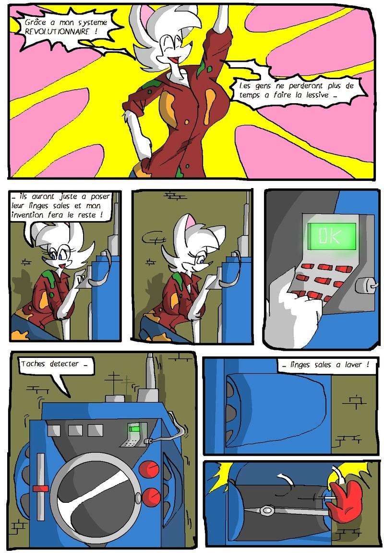 Petit Me - Probleme de Blanchisserie ( Scénario de Percolator , Dessin de TRJ ) Page_013