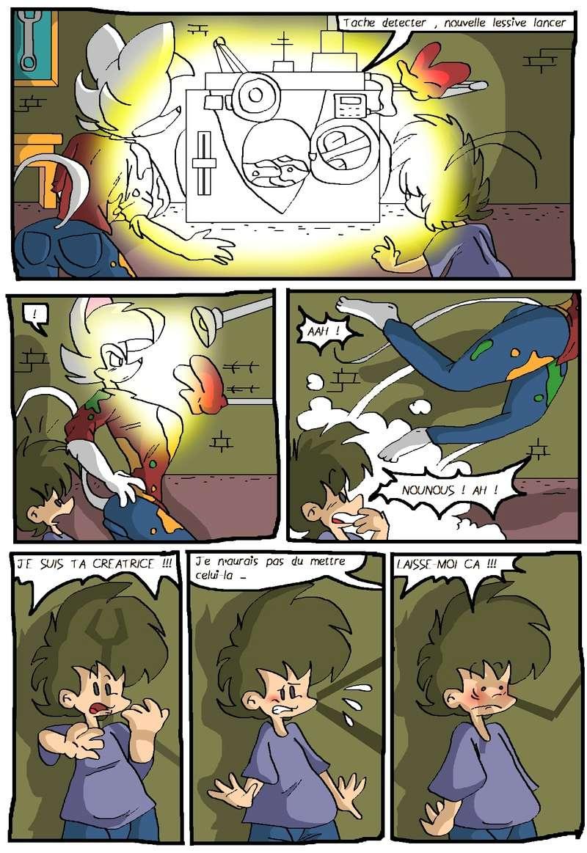 Petit Me - Probleme de Blanchisserie ( Scénario de Percolator , Dessin de TRJ ) Page_015