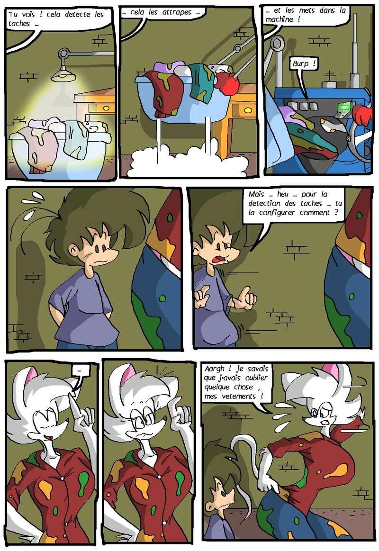 Petit Me - Probleme de Blanchisserie ( Scénario de Percolator , Dessin de TRJ ) Page_016
