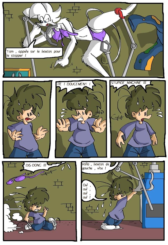 Petit Me - Probleme de Blanchisserie ( Scénario de Percolator , Dessin de TRJ ) Page_018