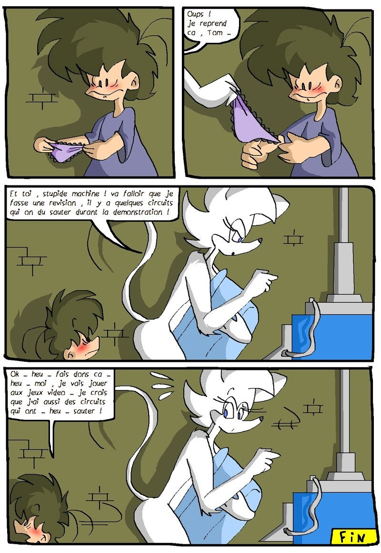 Petit Me - Probleme de Blanchisserie ( Scénario de Percolator , Dessin de TRJ ) Page_019