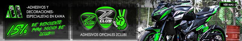 Z CLUB KAWASAKI Banner12