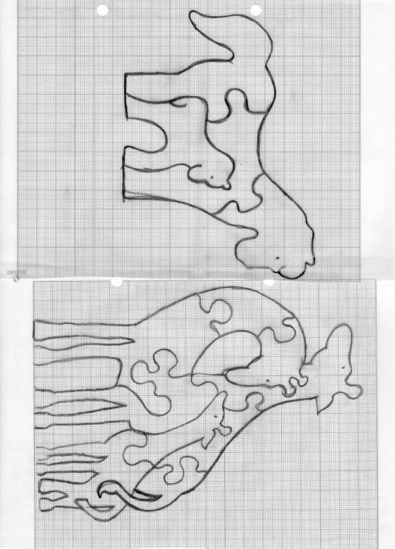 Un puzzle  14567910