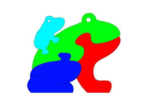 Un puzzle  14572310
