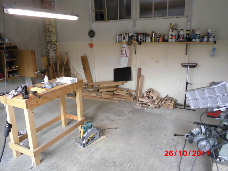 Mon atelier.. Cimg1114