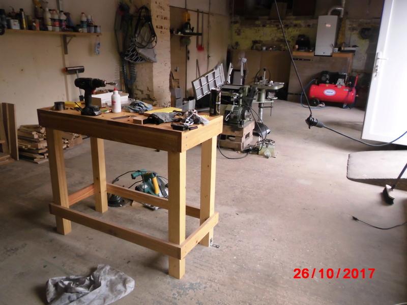 Mon atelier.. Cimg1116