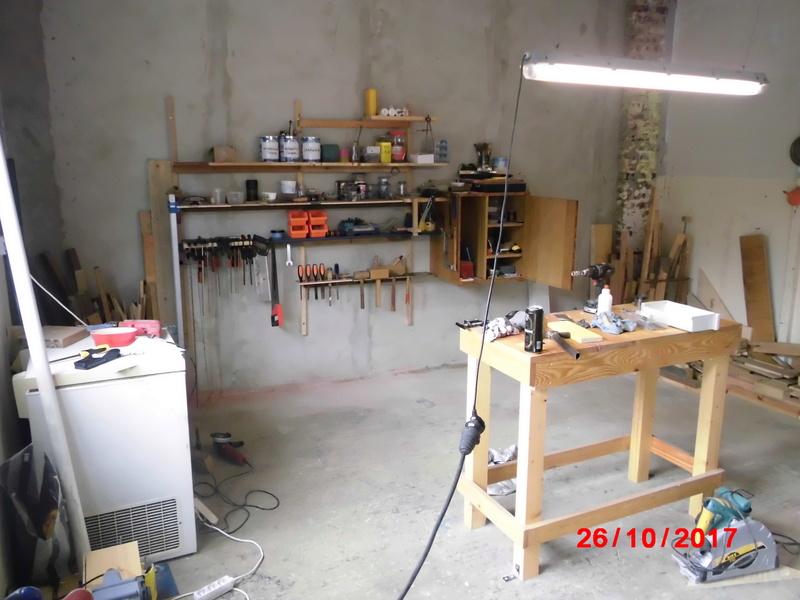 Mon atelier.. Cimg1117