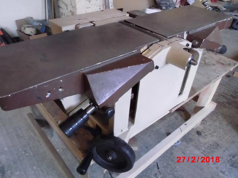 différentes machines à bois, Lurem c 200 junior , dégau/rabot , toupie  Cimg1610