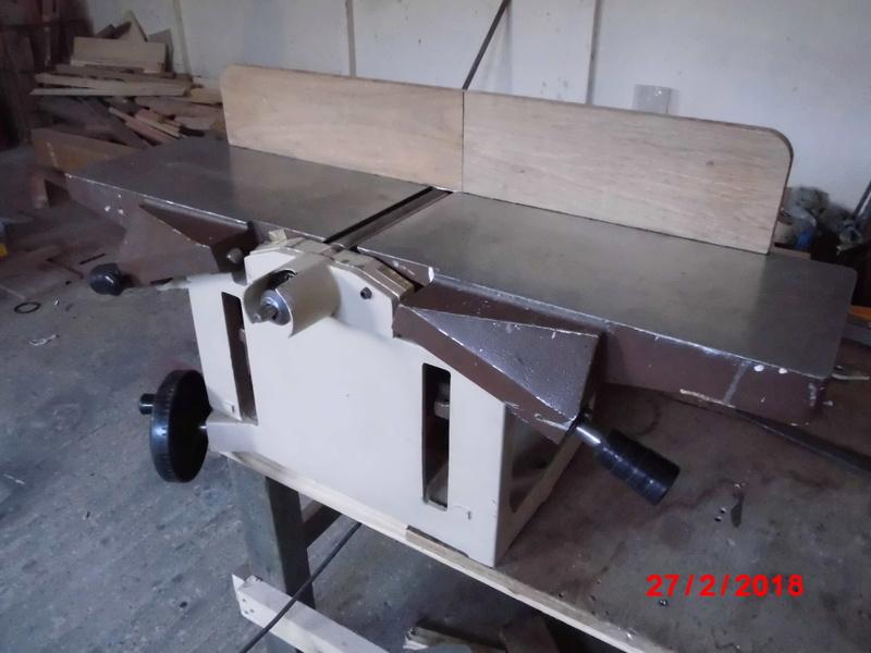 différentes machines à bois, Lurem c 200 junior , dégau/rabot , toupie  Cimg1611