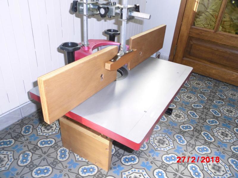 différentes machines à bois, Lurem c 200 junior , dégau/rabot , toupie  Cimg1612