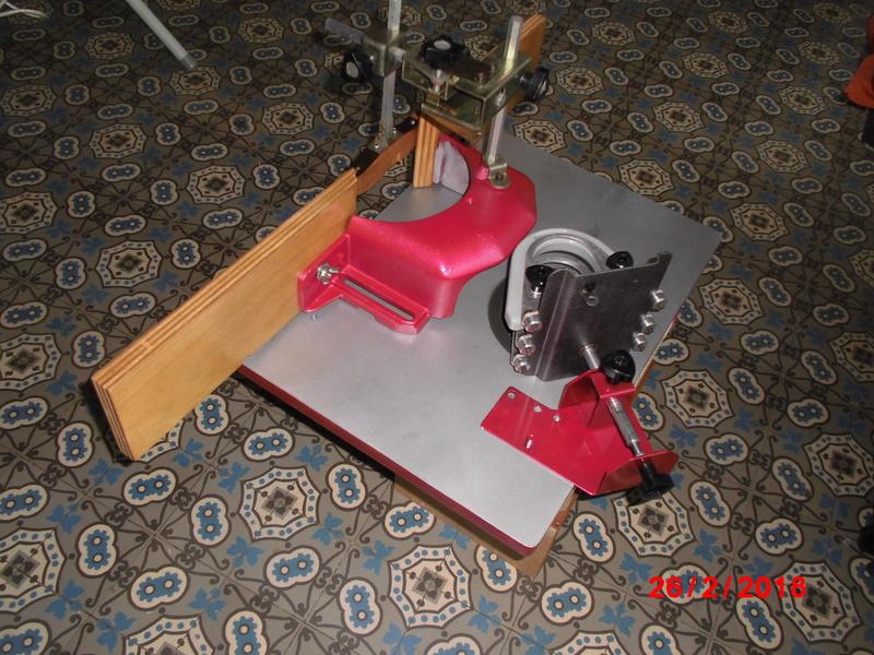différentes machines à bois, Lurem c 200 junior , dégau/rabot , toupie  Cimg1614