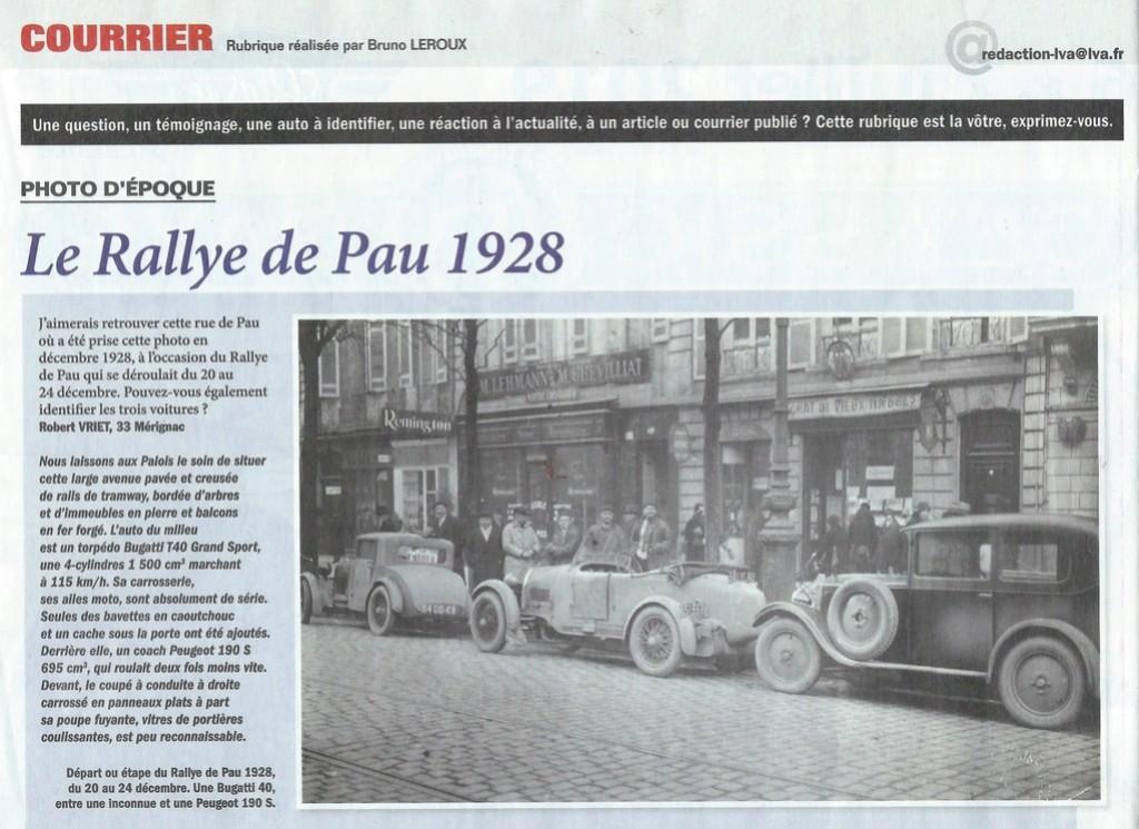 Journaux spécialisés automobile Licorn11