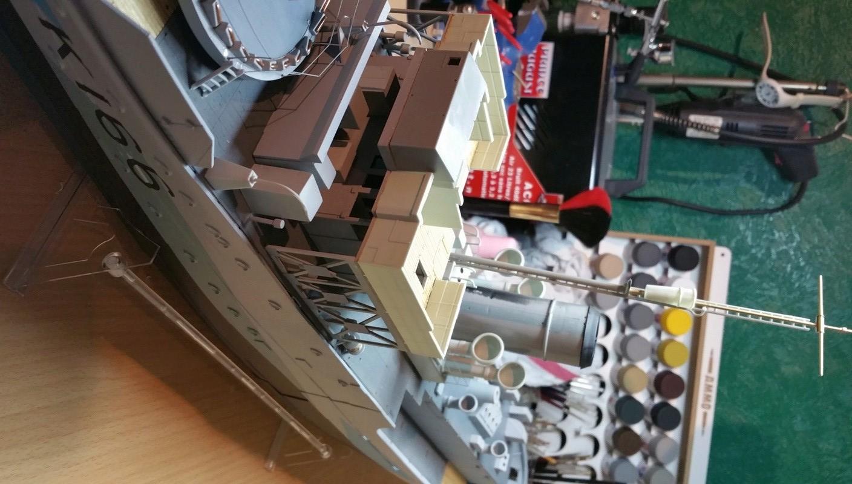 HMCS Snowberry 1/72 Revell Platinum Edition 013x10