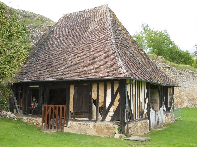 Le château d'Harcourt 1011