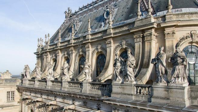 La restauration de la chapelle royale du château de Versailles 11108