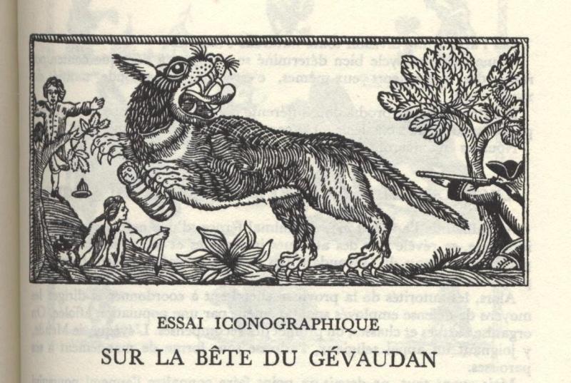 La bête du Gévaudan 1120