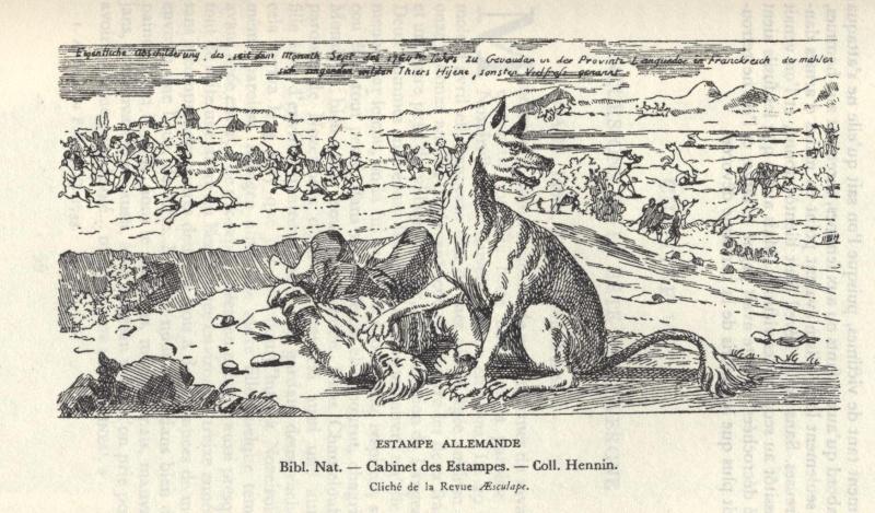 La bête du Gévaudan 1122
