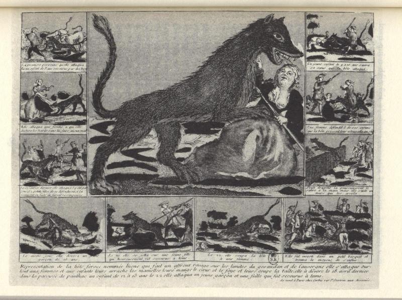 La bête du Gévaudan 1123