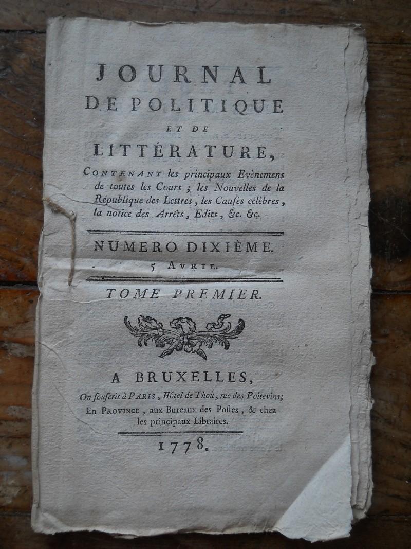 Voltaire : Ecrasez l'infâme ! - Page 4 1126