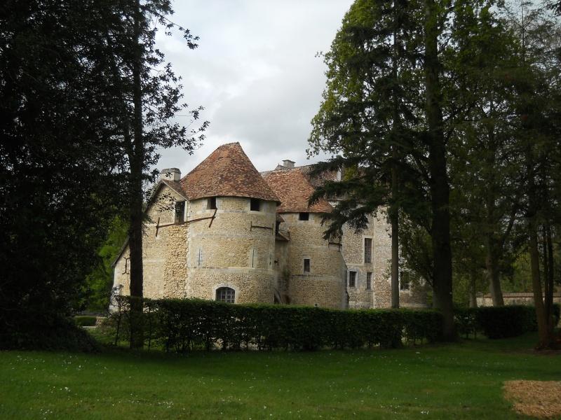 Le château d'Harcourt 1128
