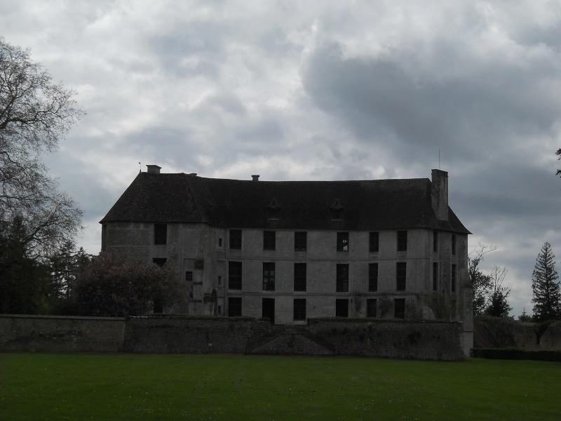 Le château d'Harcourt 1129