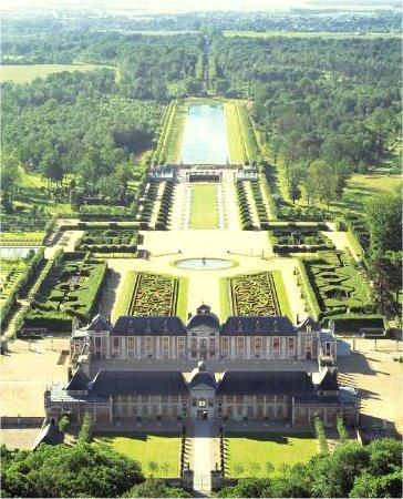 Le château d'Harcourt 1131