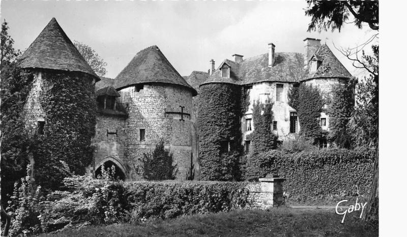 Le château d'Harcourt 1132