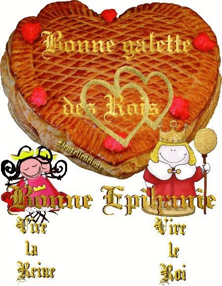 Epiphanie et Galette des Rois ! 1179