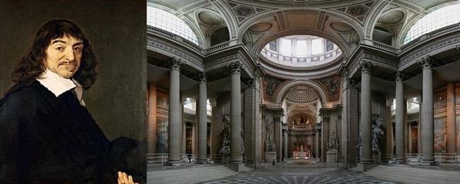 Descartes au Panthéon ? 1187