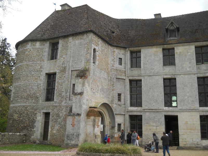 Le château d'Harcourt 1211