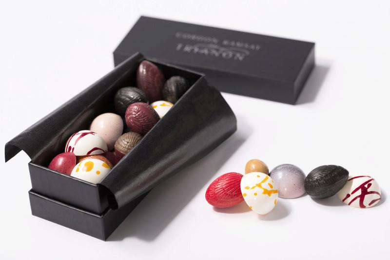 Chocolat de Pâques 2018 du Trianon Palace  1238