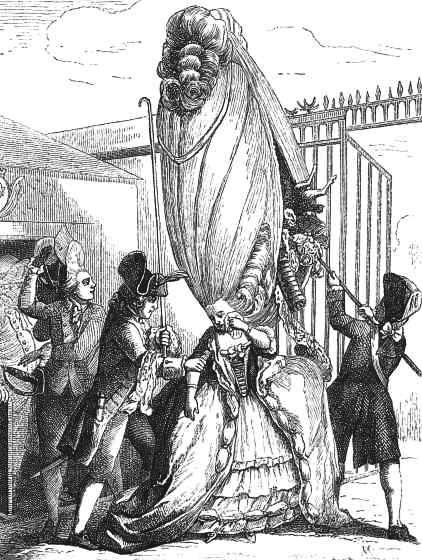 Les coiffures au XVIIIe siècle  - Page 12 1318