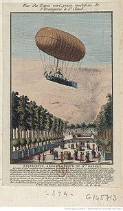 La conquête de l'espace au XVIIIe siècle, les premiers ballons et montgolfières !  - Page 7 1342
