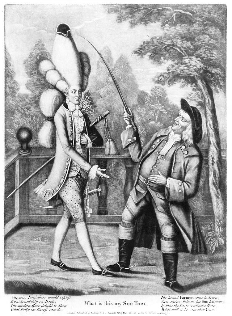 Les coiffures au XVIIIe siècle  - Page 12 1413