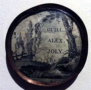 Les boutons, accessoires de mode au XVIIIe siècle 1415