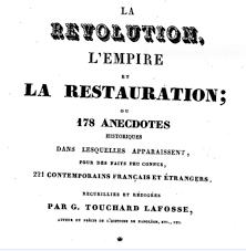 La Révolution déshabille les dames : la mode durant la Révolution 149
