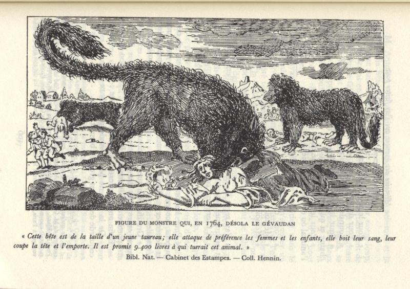 La bête du Gévaudan 1510