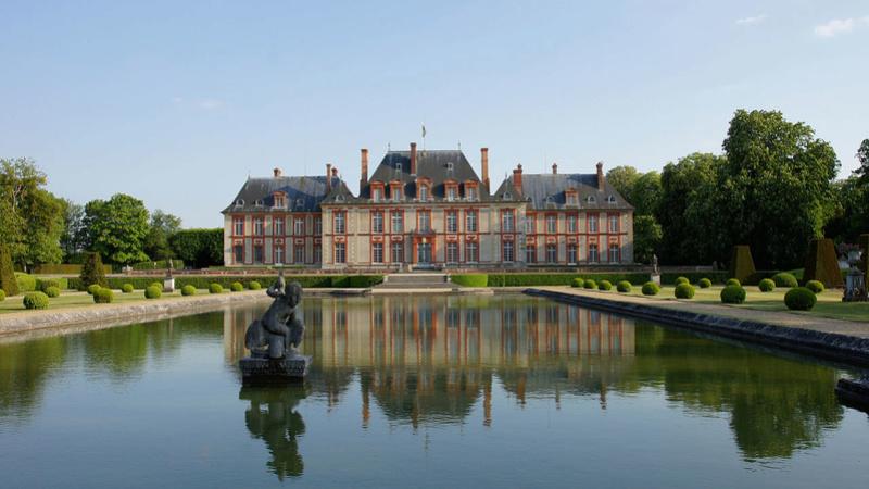 Le château de Breteuil 177