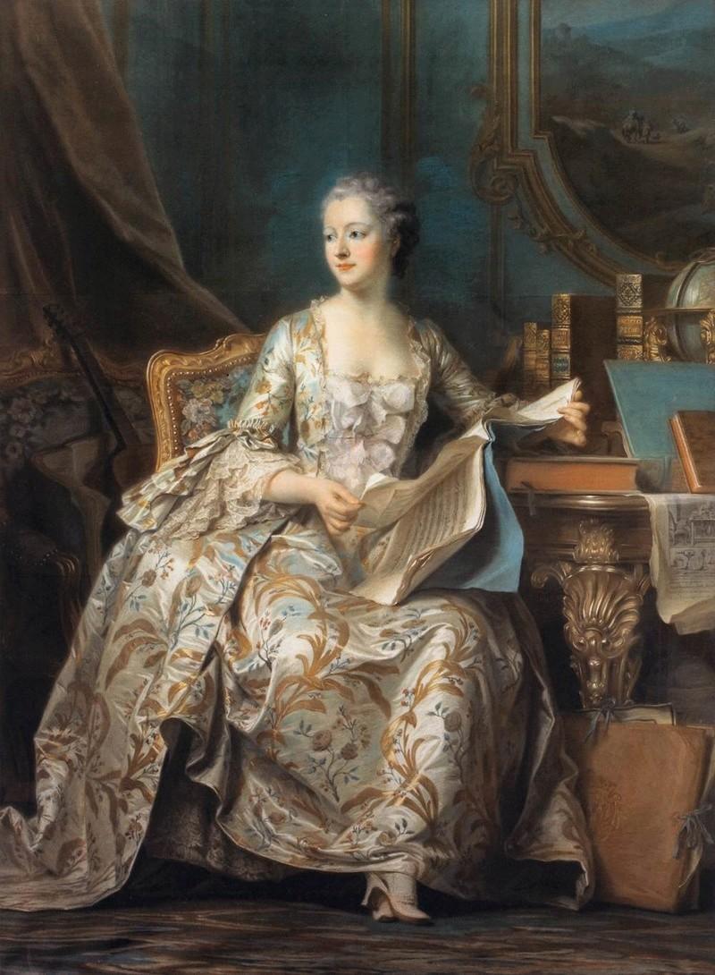 Pastels, l'exposition au musée du Louvre 187