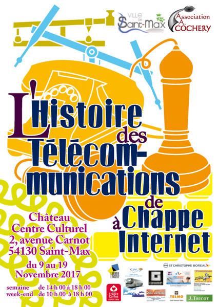 Claude Chappe invente le télégraphe 2014