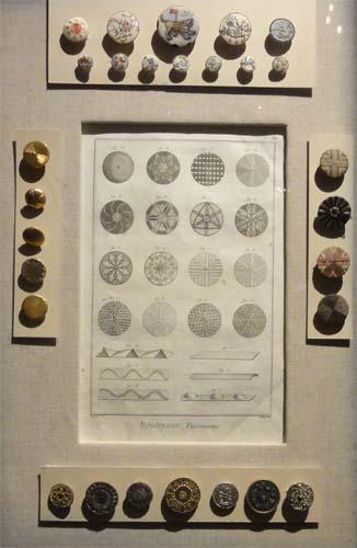 Les boutons, accessoires de mode au XVIIIe siècle 2019