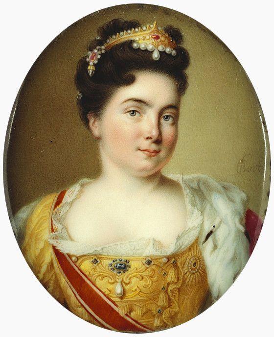 Catherine Ière de Russie 2129
