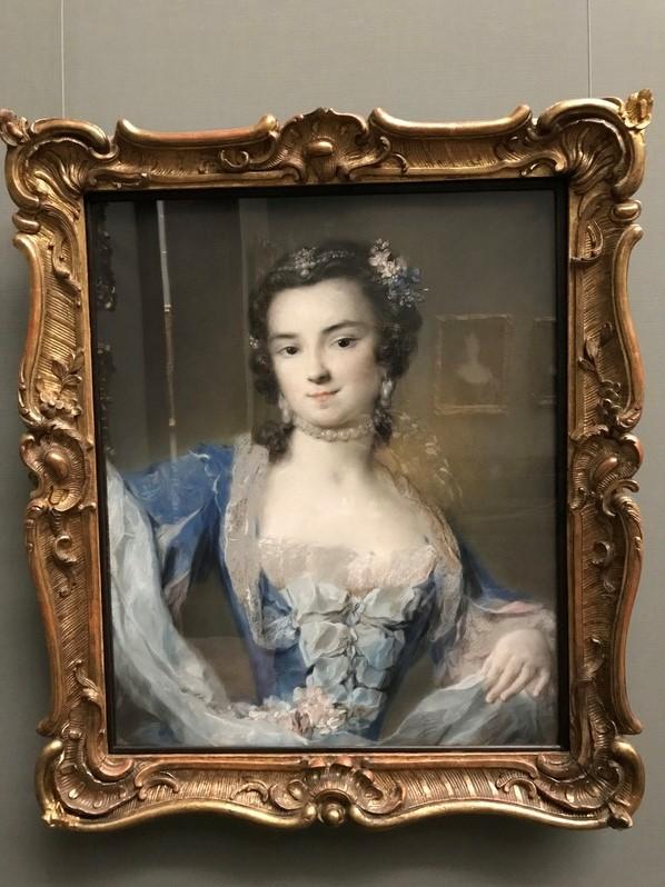 Rosalba Carriera, pastelliste vénitienne 2211