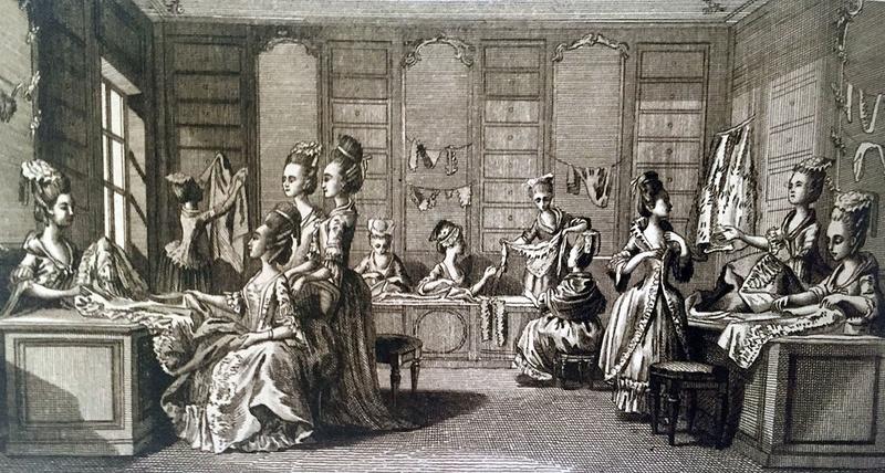 Mademoiselle Alexandre, Marchande de Modes à Paris 2247