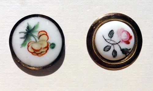 Les boutons, accessoires de mode au XVIIIe siècle 2512
