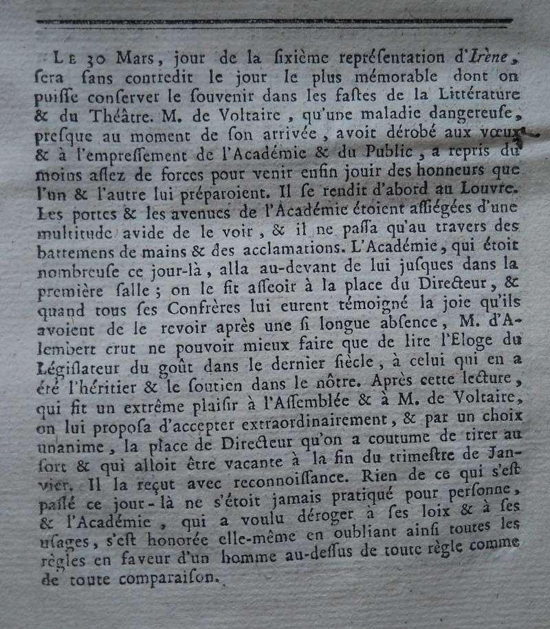 Voltaire : Ecrasez l'infâme ! - Page 4 255