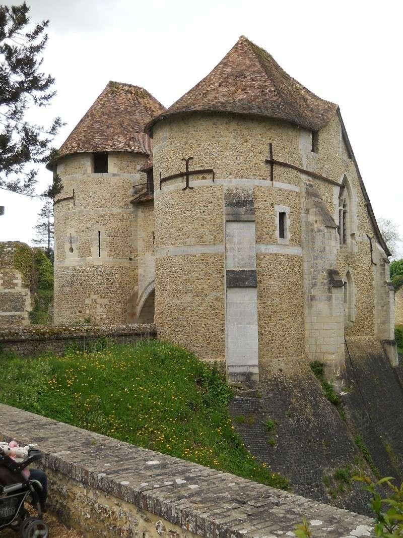 Le château d'Harcourt 256